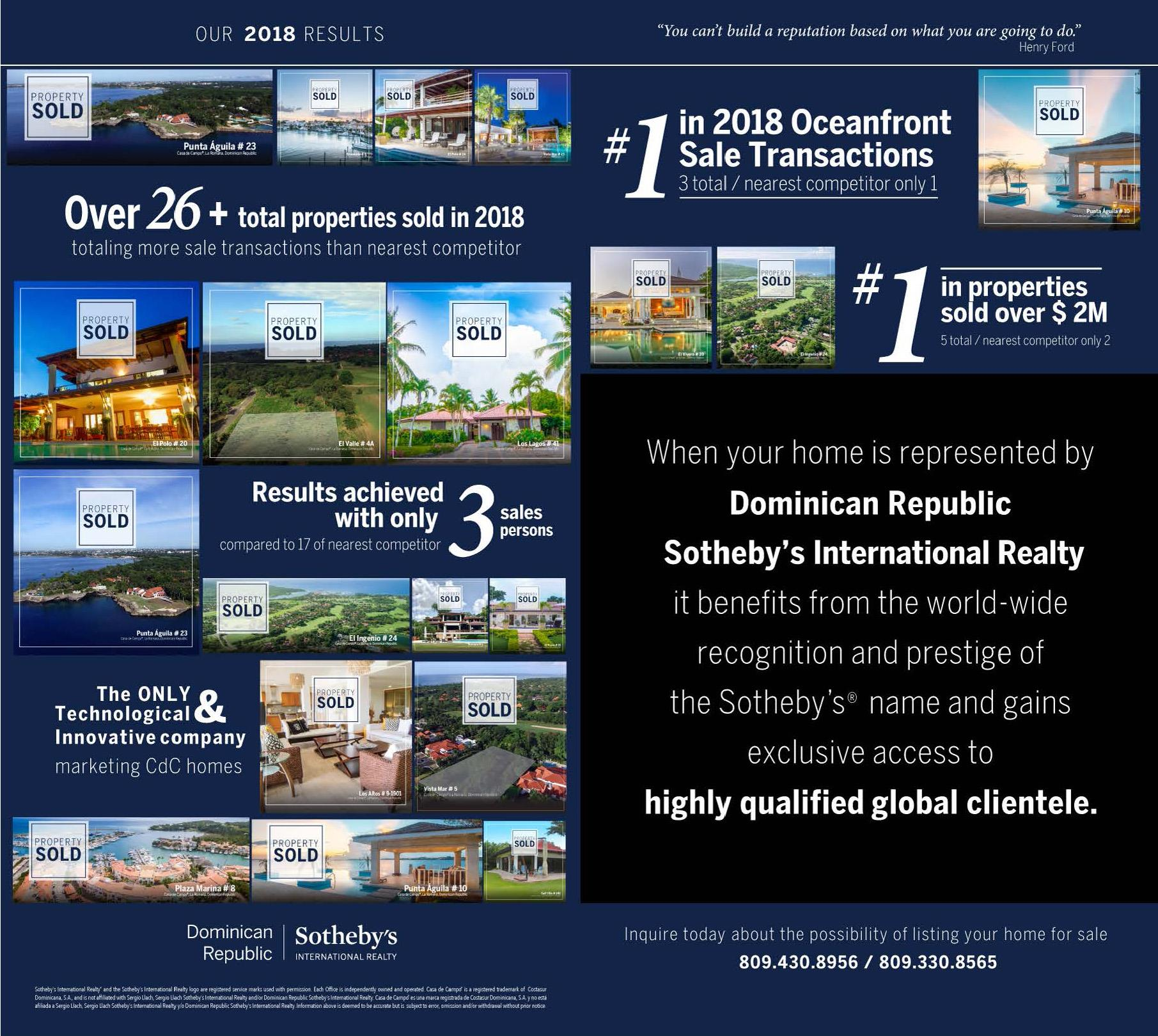 Sergio Llach Sotheby's International Realty