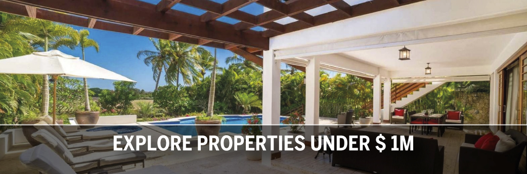 EXPLORE Properties under $ 1M
